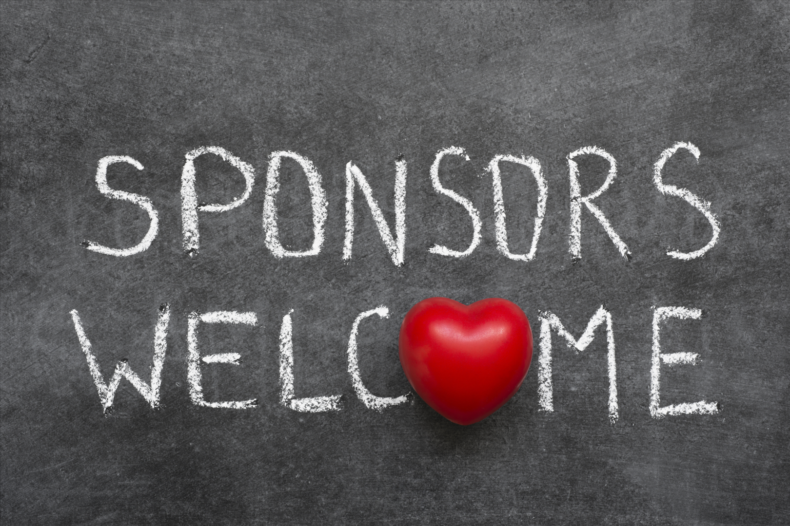 Become a sponsor of our events